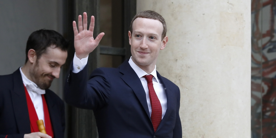 Comment Mark Zuckerberg s'est enrichi d'un milliard suite à l'amende de 5 milliards de dollars infligée à Facebook