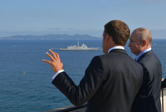 Paris et Moscou ont peur du #Hirak démocratique en Algérie !