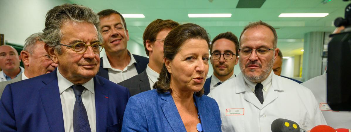 6 mois de grève aux urgences sans réaction d'Agnès Buzyn !