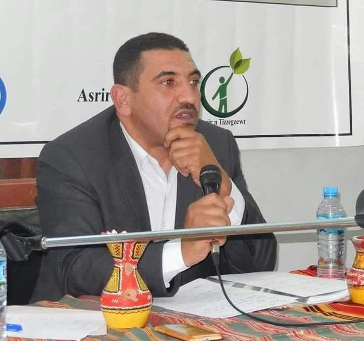 Karim Tabbou arrêté à Alger