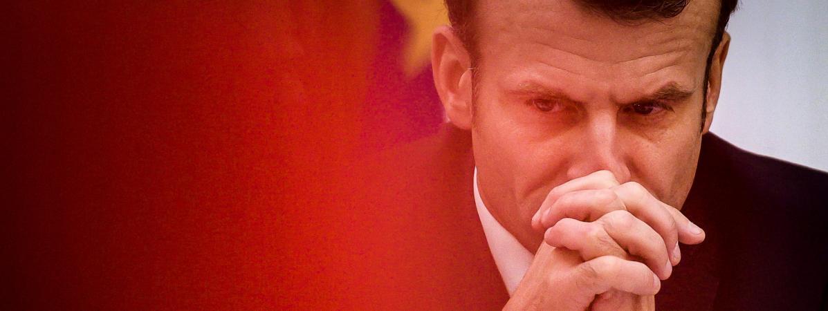Projet d'attentat contre Emmanuel Macron : les deux suspects liés à l'ultradroite mis en examen