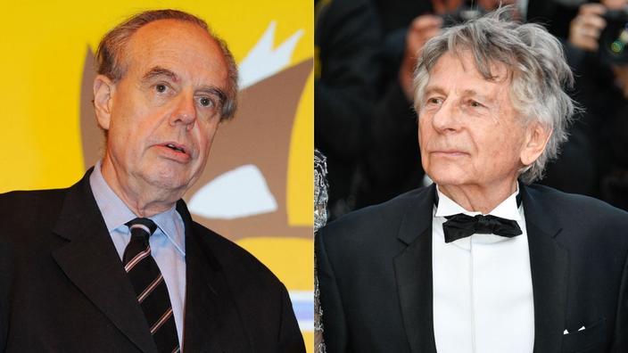 Frédéric Mitterrand ne « croit pas » à la nouvelle accusation de viol contre Polanski !