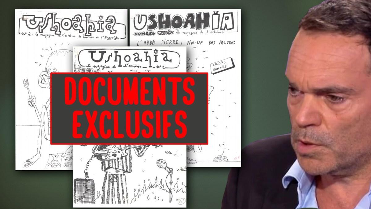 DOCS EXCLUSIFS : les 3 numéros des «Ushoaia» de Yann Moix enfin accessibles ! par P.-É. Blanrue