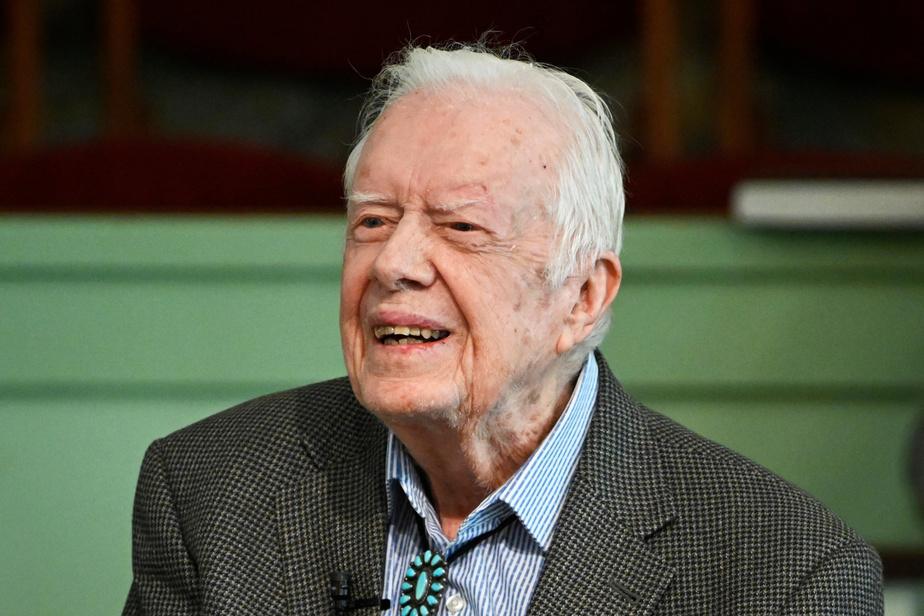 Palestine : pour Jimmy Carter, le plan Trump « viole le droit international »