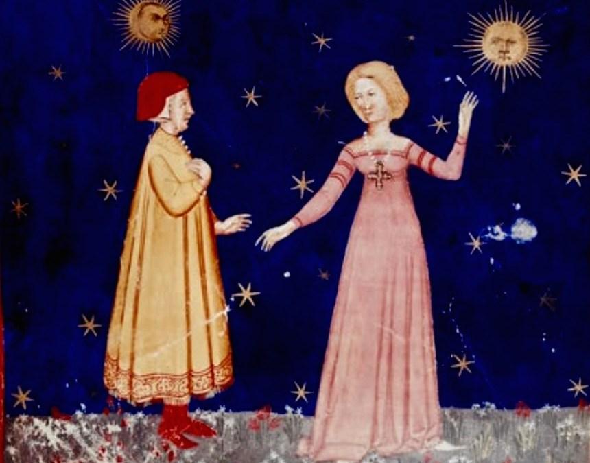 La Dame Céleste (résumé et commentaires), par Pierre-Yves Lenoble