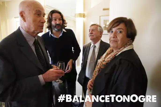 #BalanceTonOgre : Ardisson interviewe Matzneff et Beigbeder