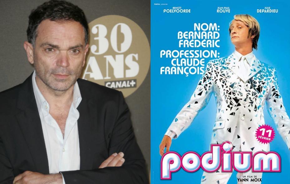 Exclusif : Yann Moix a-t-il écrit le scénario de Podium ?