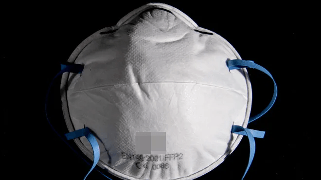 Coronavirus : un masque de type FFP2 peut être réutilisé à condition d'être décontaminé !