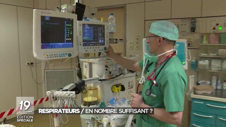 Respirateurs artificiels : l'État refuse l'aide proposée par les industriels