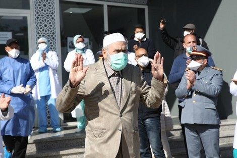 Le Maroc récolte les fruits du protocole thérapeutique du Pr Raoult