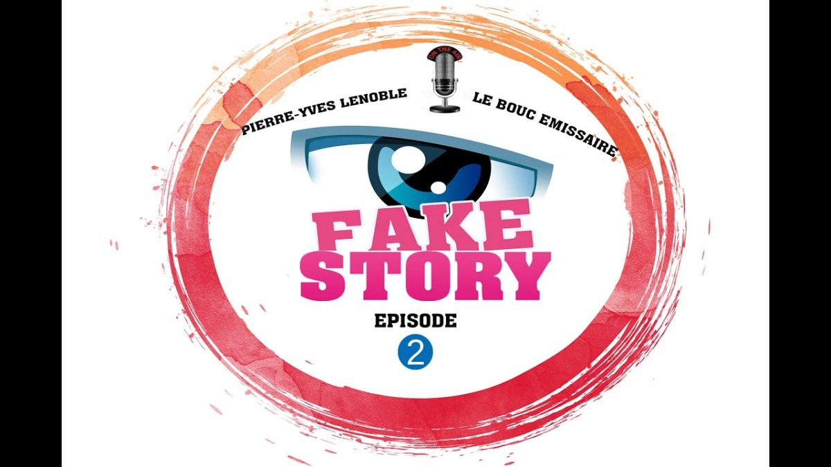 Fake Story #2 : Discussion entre Pierre-Yves Lenoble & LBE