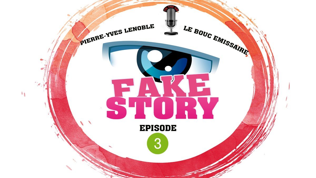 Fake Story #3 : Discussion entre Pierre-Yves Lenoble & LBE