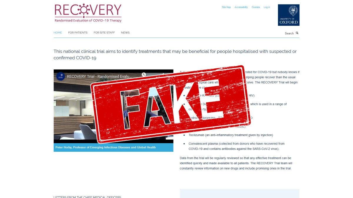 RecoveryGate : nouvelle Fake niouze diffusée par Le Monde !