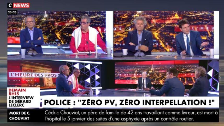 Sur CNews, le cynisme et l'impudence dans toute leur splendeur, avec Patrick Balkany et Gilles-William Goldnadel