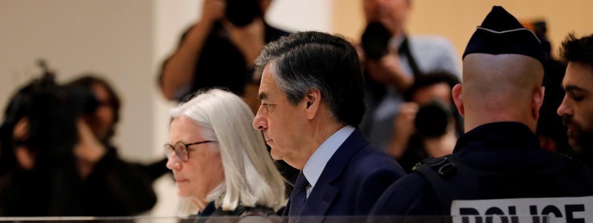 Affaire Fillon : des « pressions » évoquées par l'ex-procureure en charge du dossier