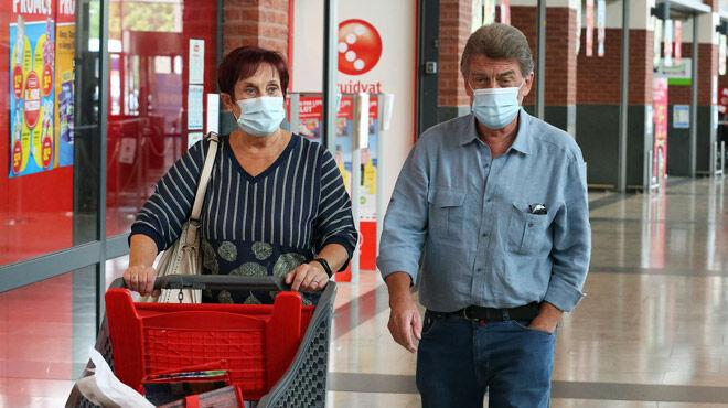 Folie : la dictature s'installe en Belgique avec obligation du port du masque jusqu'au vaccin !