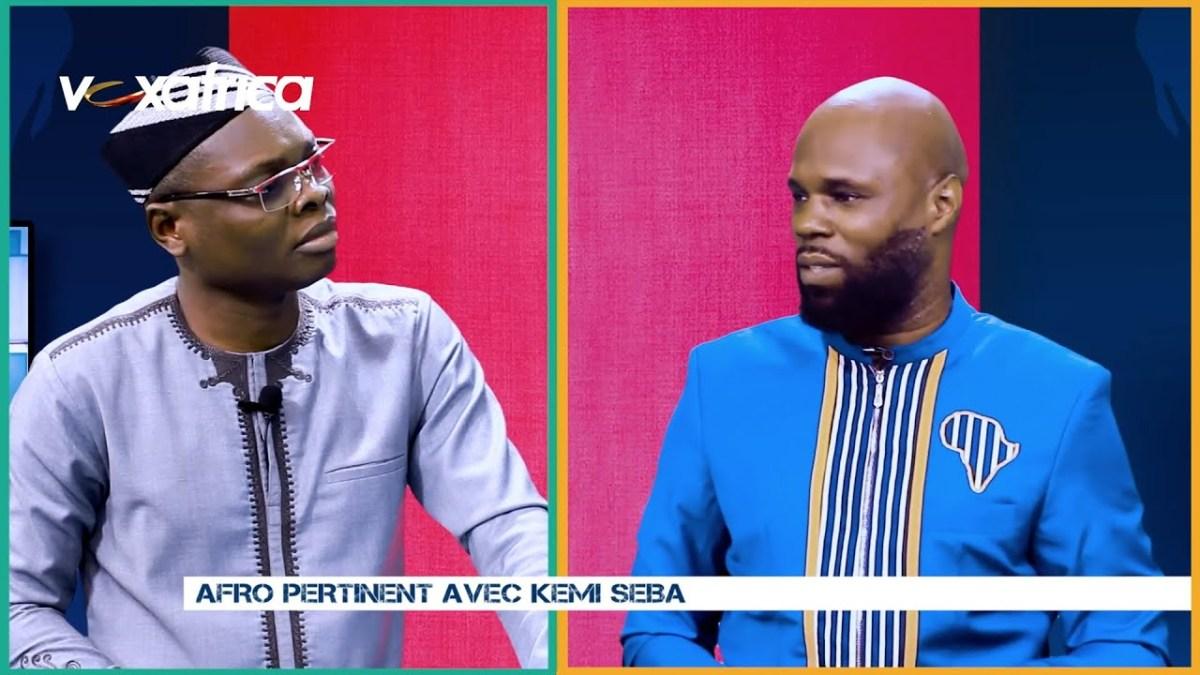 Kemi Seba : crise au Mali, genèse et perspectives (Afro pertinent)