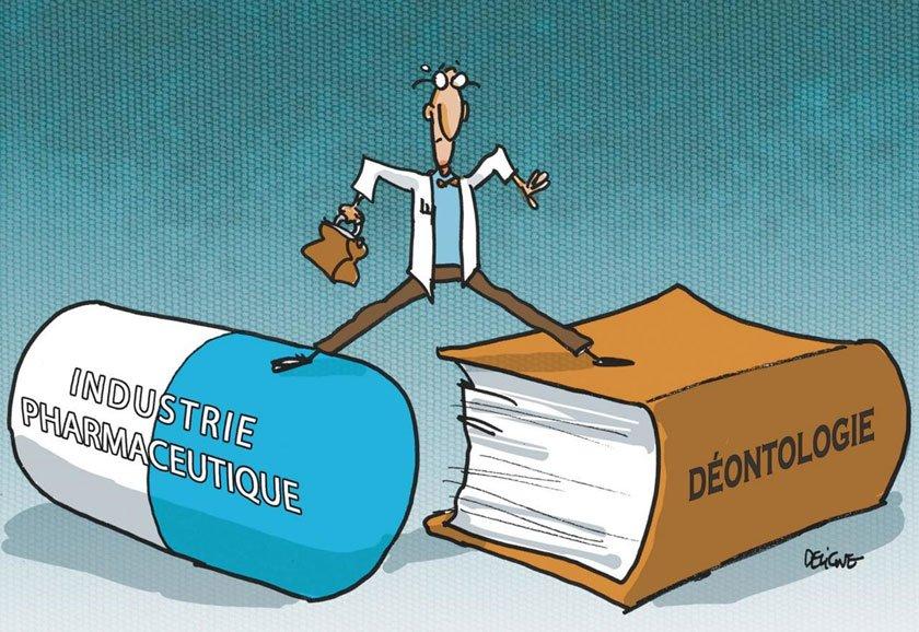 Top 13 des revenus récents versés par Big Pharma aux médecins anti Raoult