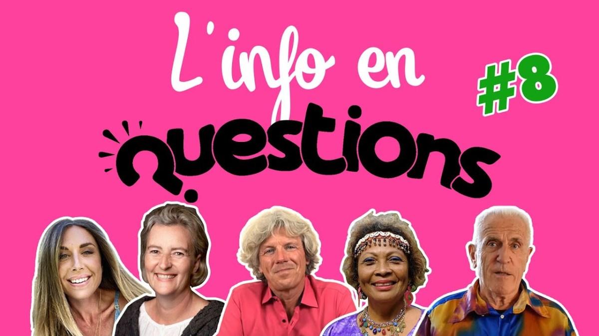 L'info en questionS #8 – émission du 30 juillet 2020
