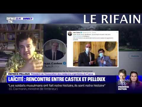 L'urgentiste Patrick Pelloux reçu par Matignon, nous fait du Moshé Zemmour sur BFMTV