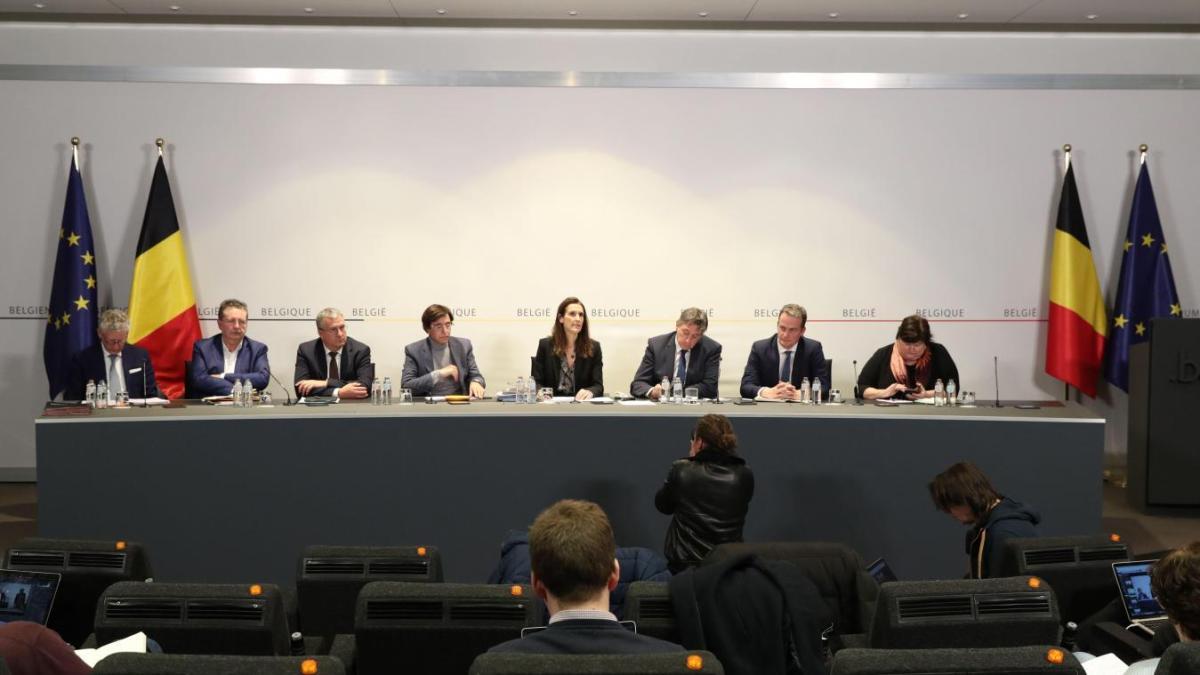 Covid-19 : le gouvernement belge perd tout discernement !