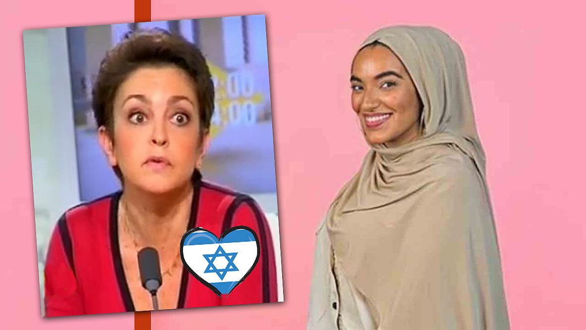 Judith Waintraub, l'islamophobe assumée soutenue par l'intelligentsia parisienne sioniste