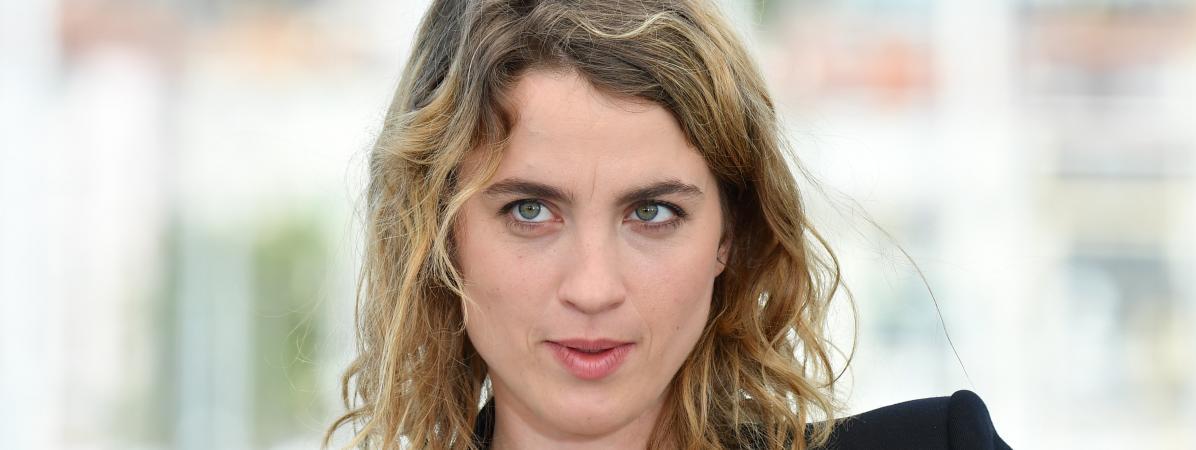 Adèle Haenel trouve « très problématique » la nomination de Darmanin à l'Intérieur