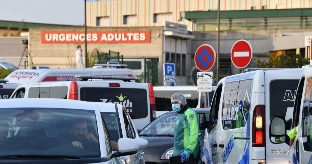 Strasbourg : les urgences du CHU ne sont pas saturées !