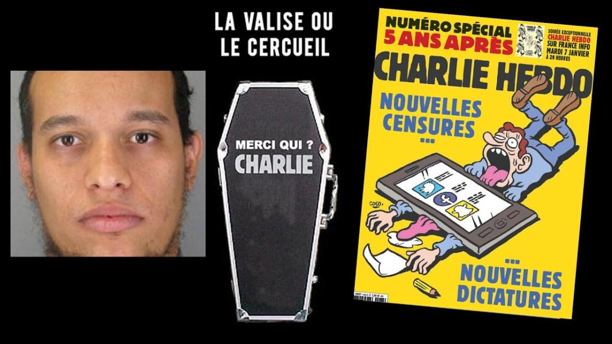 Affaire Charlie hebdo : la valise ou le cercueil par Salim Laïbi