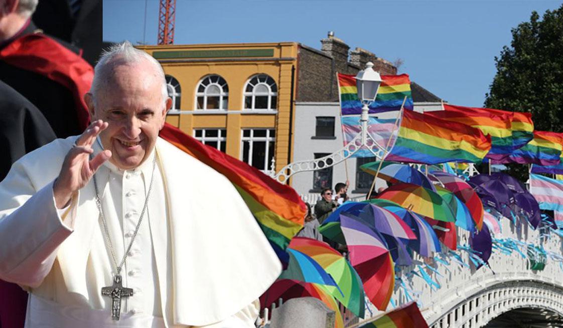 Vatican/LGBT : le pape dit « oui » à l'union civile pour les couples gays !