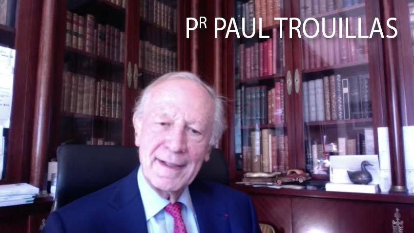 Les malades privés d'hydroxychloroquine ont 25% de chance de survie selon le Pr Paul Trouillas