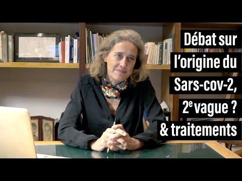 Débat sur les origines du SARS-CoV-2 avec le Dr Alexandra Henrion-Caude
