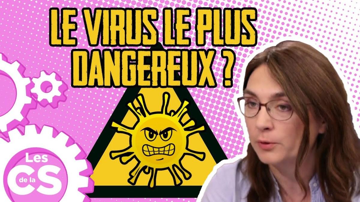 Comment les USA ont fabriqué un virus mutant super pathogène et contagieux !