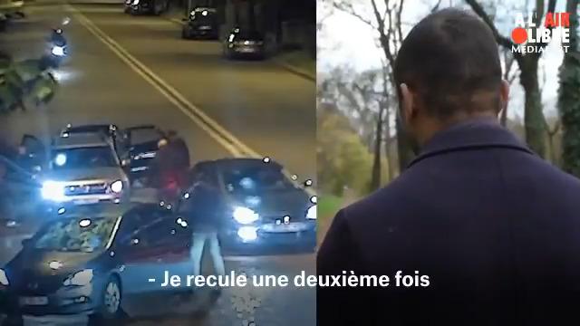 Violences policières : il s'est fait tirer dessus par la police pour rien !