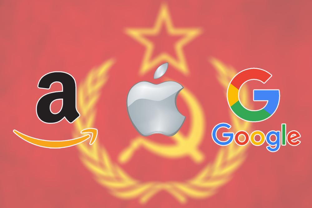 Censure des GAFAM : Google, Apple et Amazon bloquent le réseau Parler