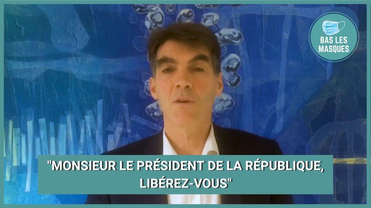 « Monsieur le Président de la République, libérez-vous », par le Pr Toussaint