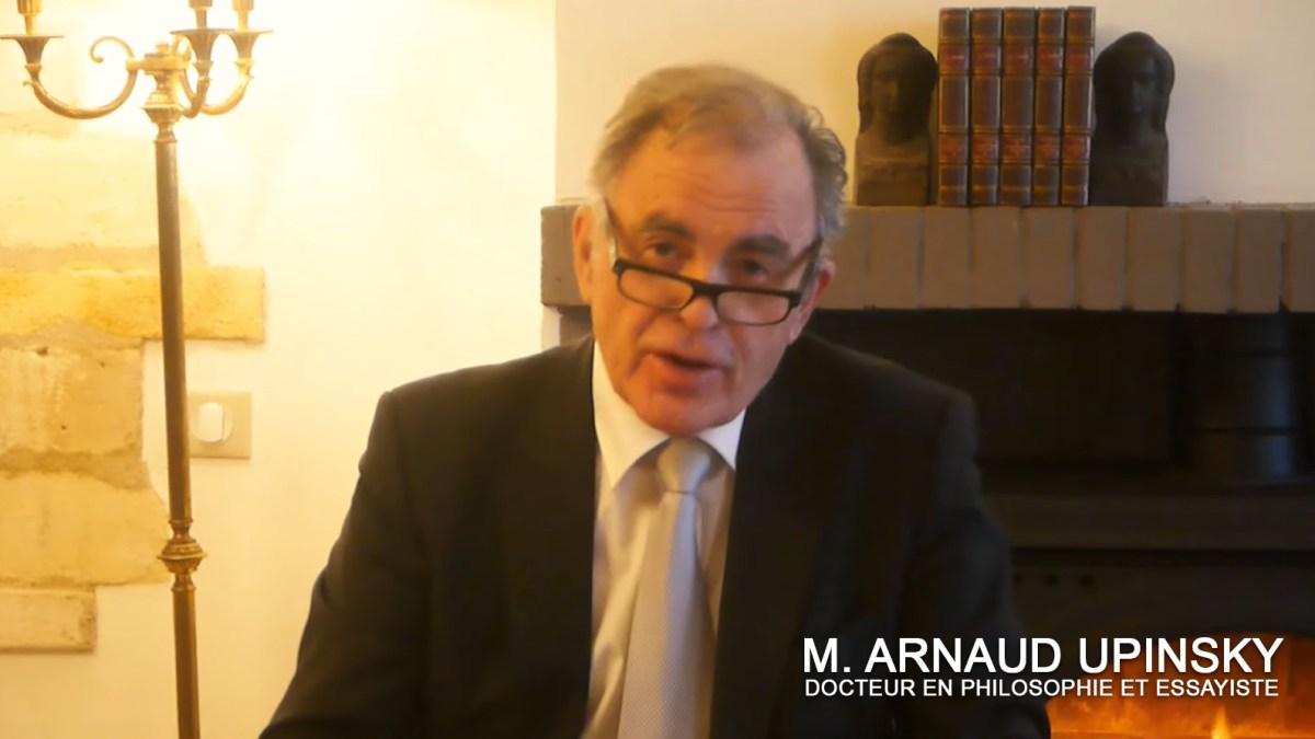 Appel aux Guerriers : réarmez votre Intelligence, par M. Arnaud Upinsky