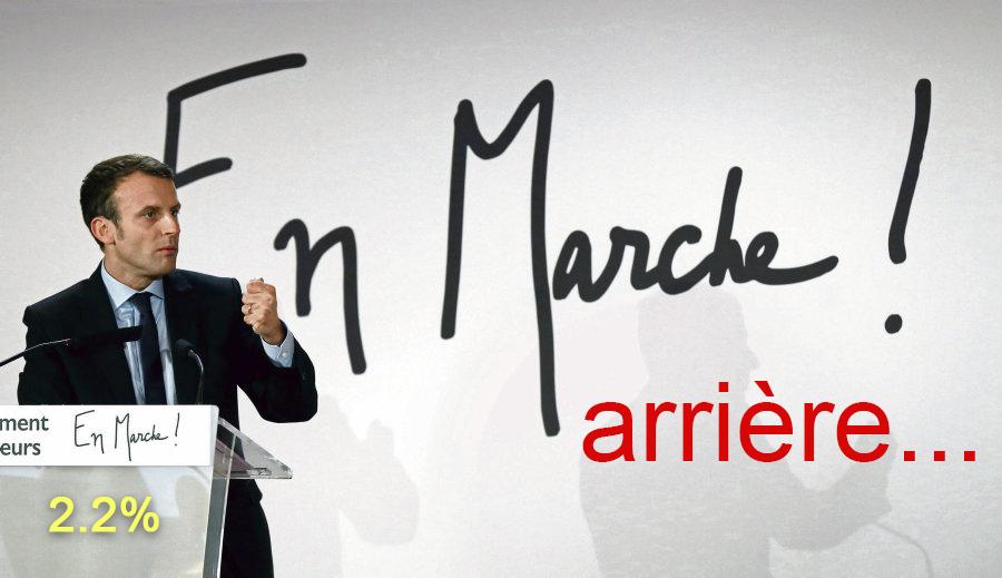 Résultats des municipales enfin publiés : Larem/Macron pèse 2,2% !