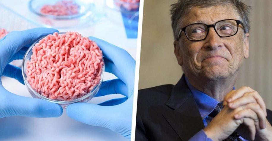 Pour Bill Gates, les pays riches devraient entièrement passer au bœuf synthétique !