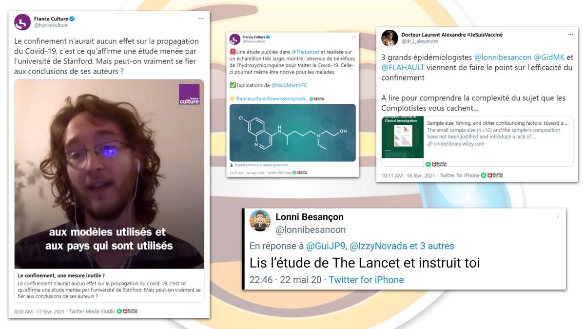 Pieds nickelés : Laurent Alexandre et France Culture font la promotion du p'tit Lonni Besançon !