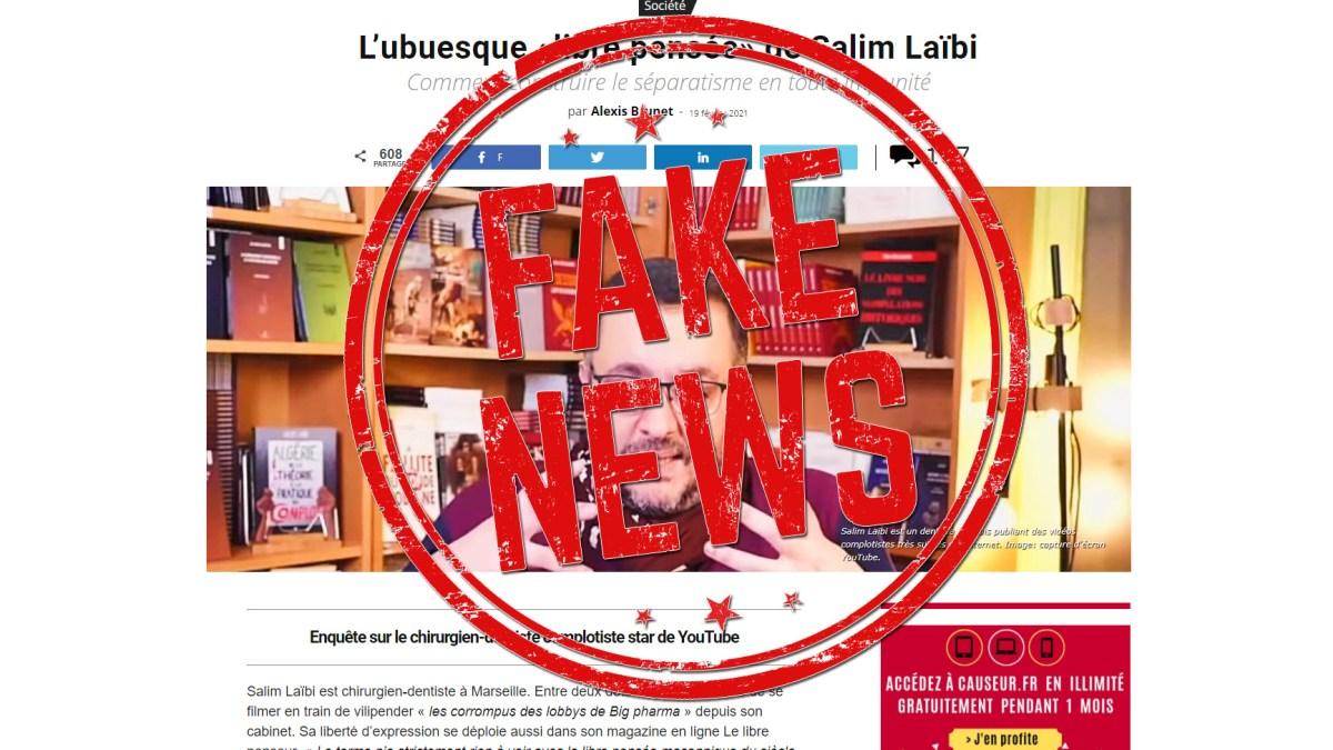 Cause toujours : la sottise d'un certain « journalisme » français étonnera encore longtemps !