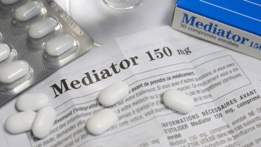 Justice/Mediator : 2,7 millions d'euros d'amende pour les laboratoires Servier !