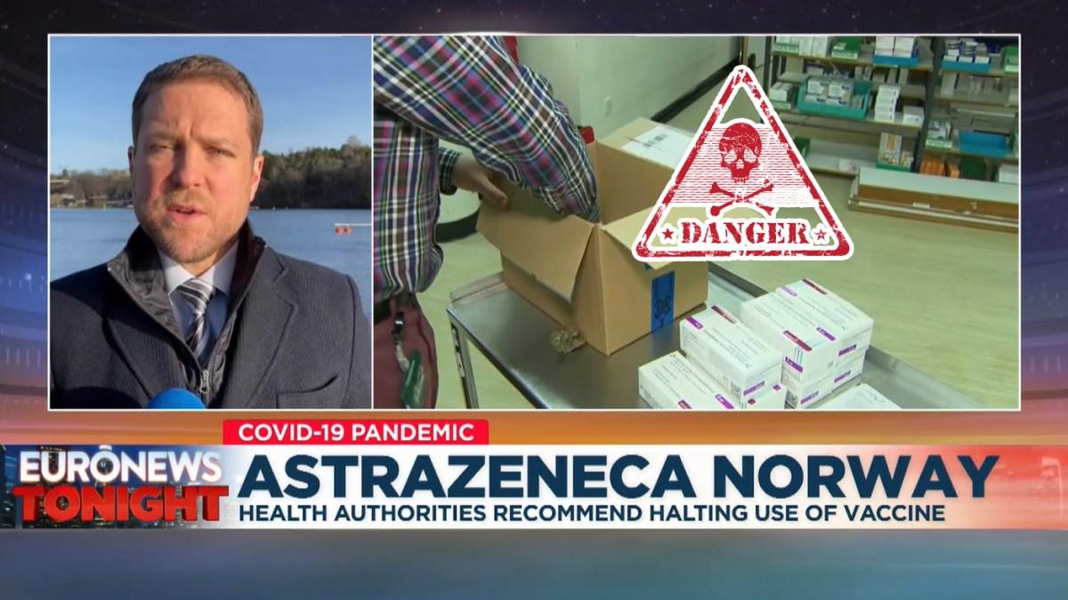 Covid-19 : après le Danemark, les autorités sanitaires de Norvège recommandent d'abandonner l'AstraZeneca