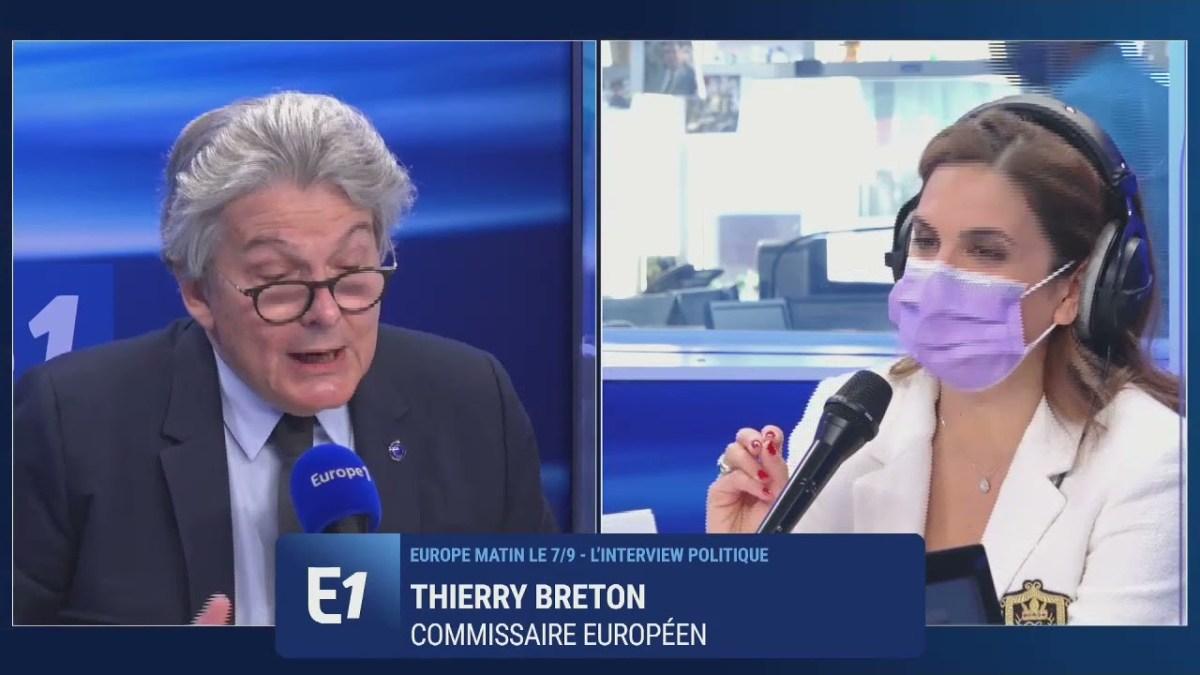Renaud Muselier précommande des doses de Spoutnik V : « Il n'en aura pas besoin », répond Thierry Breton
