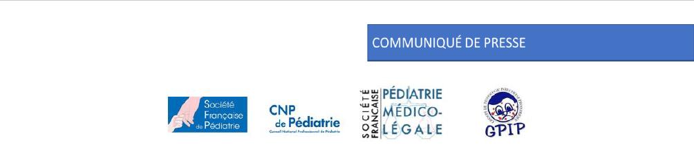 Les sociétés savantes pédiatriques française confirment que les écoles ne sont pas des lieux de contamination !