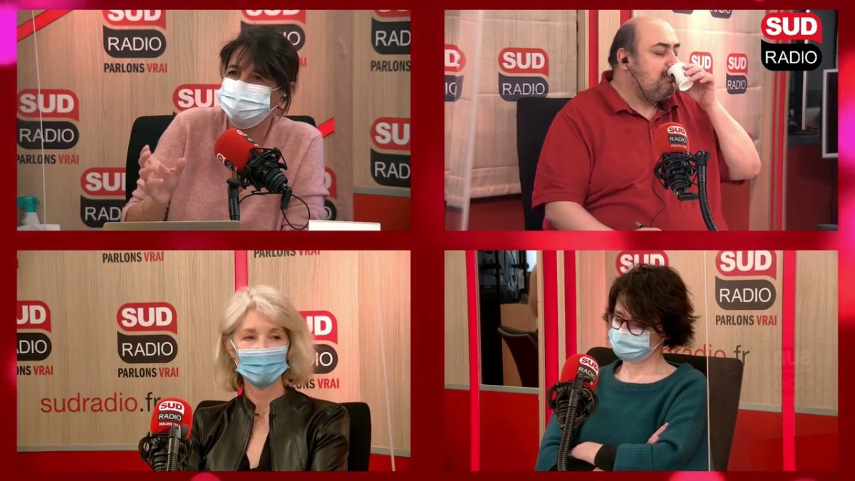 Dictature sanitaire/Censure : Sud Radio dans le collimateur de YouTube
