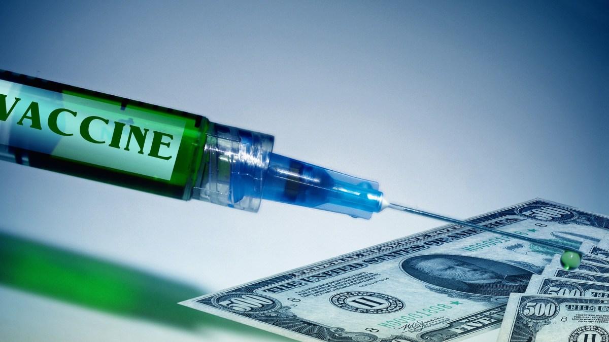 Covid-19/Vaccins: les laboratoires pharmaceutiques se gavent avec les vaccins !