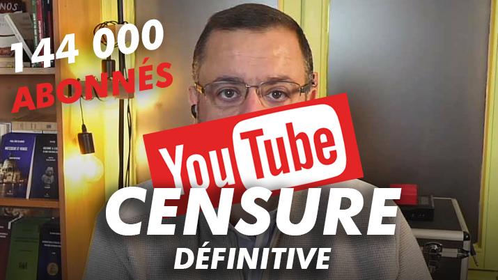 La chaine YouTube «Salim Laïbi – LeLibrePenseur» supprimée par YouTube !
