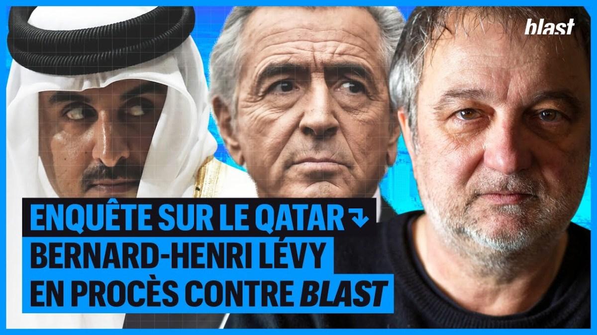 Enquête sur le Qatar : Botul porte plainte contre Blast !