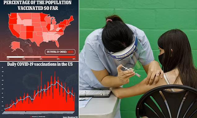 Le CDC enquête sur des dizaines d'inflammations cardiaques chez des adolescents et de jeunes adultes, vaccinés aux Moderna et Pfizer